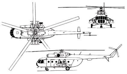 8 presentation helicopters of mi 8